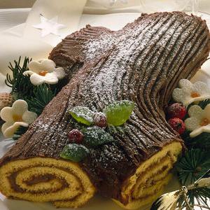 Tronchetto Di Natale Ricetta.Tronchetto Di Natale Buche De Noel